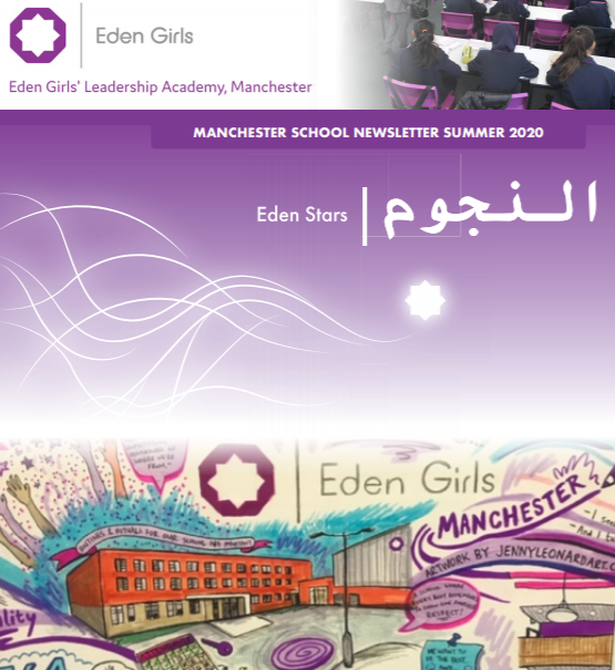 Eden Girls' Summer 2020 Newsletter